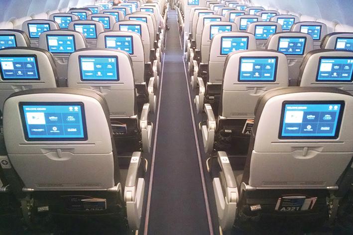 JetBlue presenta nueva experiencia de vuelo