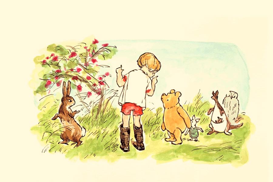 winniw the pooh