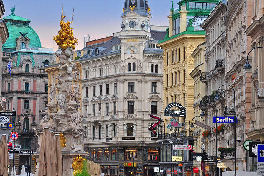 Viena, la mejor ciudad en el mundo para vivir