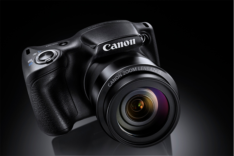 jet new Canon PowerShot SX420
