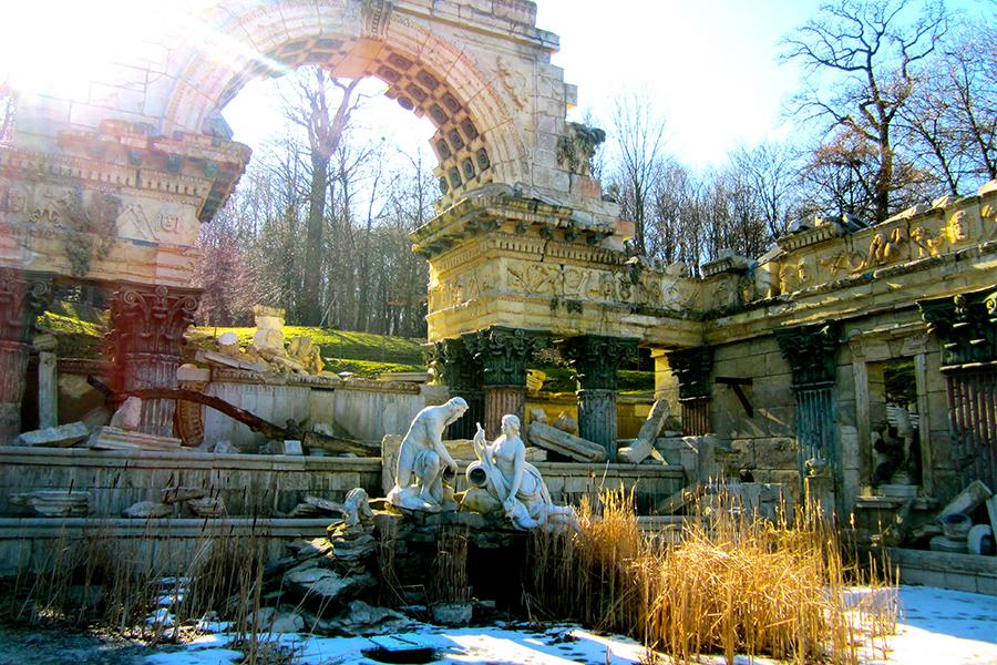 jet news Schönbrunn Palace zoologico