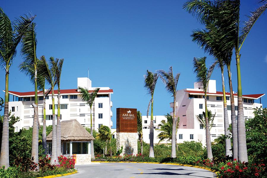Complejo turístico Aak-Bal Campeche