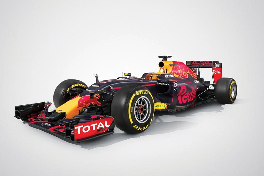Nueva piel para Red Bull