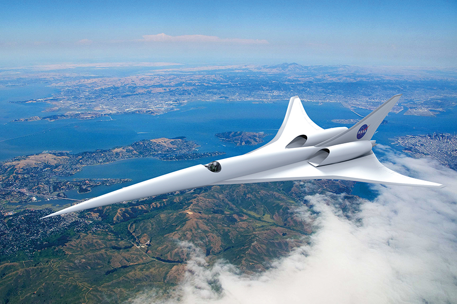 NASA construirá jet de pasajeros