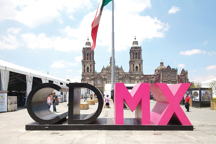 Surge la CDMX