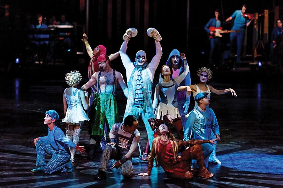 jet news cirque du soleil homenaje a mexico