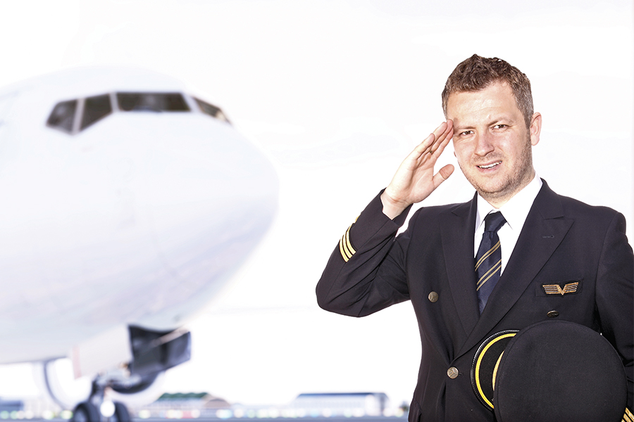 Iberia contrata pilotos