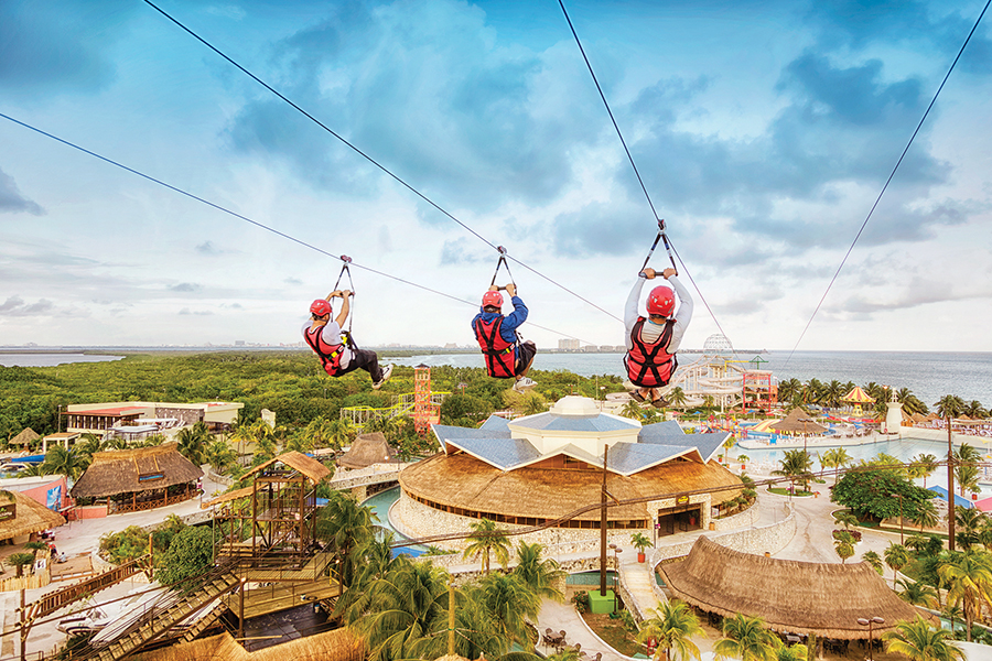 Ventura Park en Cancún abre sus puertas