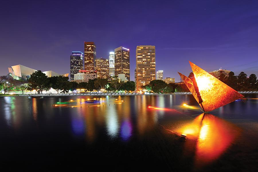 Atractivos turísticos en Los Ángeles