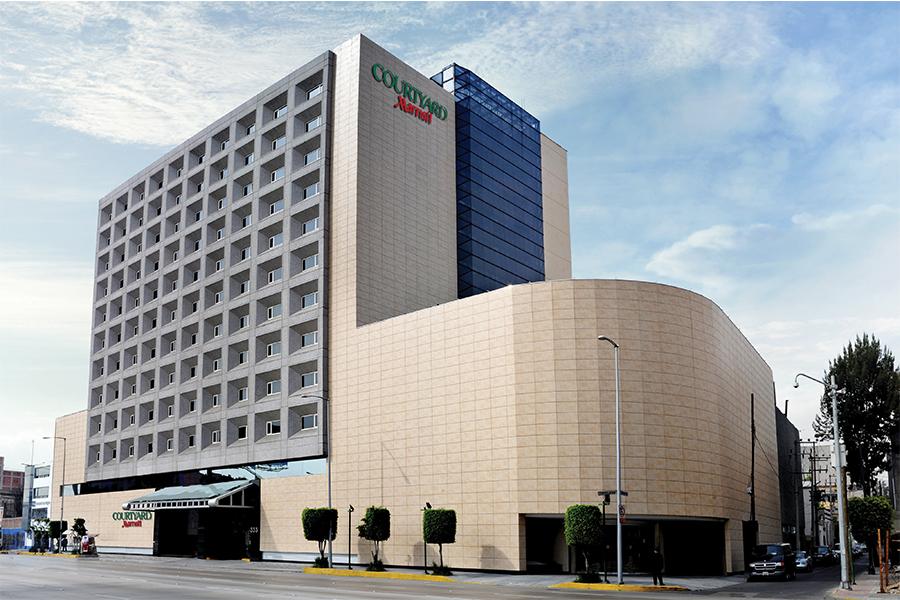 Marriott amplía su presencia en México