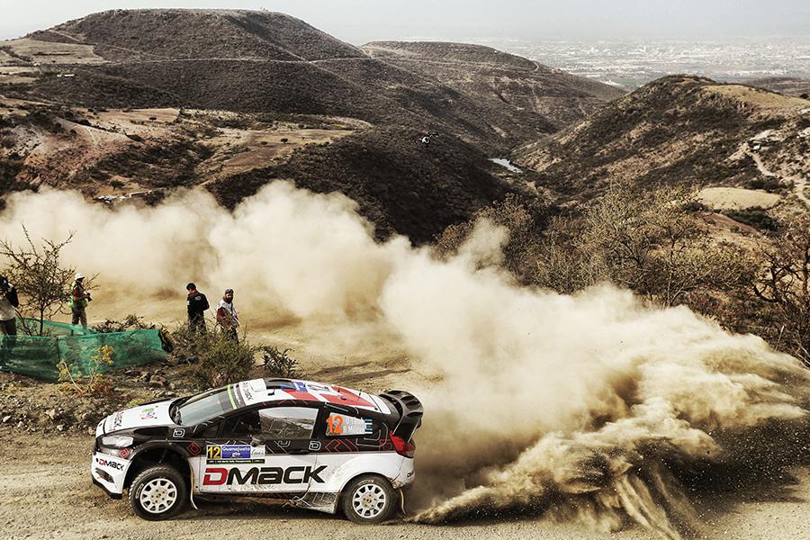 World Rally Championship 2016 en León, Guanajuato
