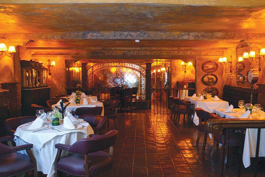 Cícero, restaurante de alta cocina mexicana