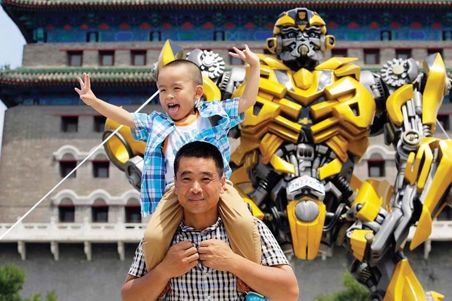 Chinos rebasan cifras en taquillas de cine