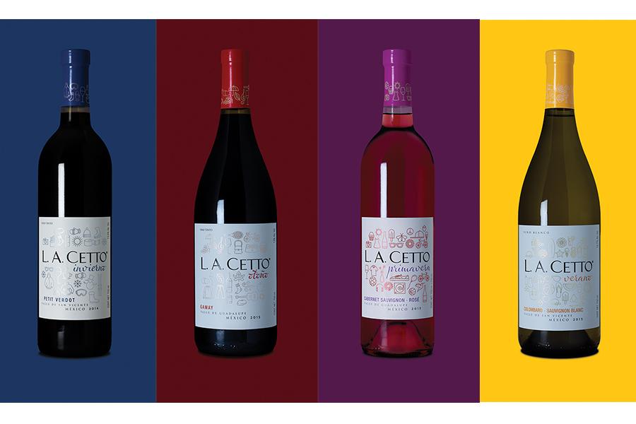 Vinos mexicanos L. A. Cetto
