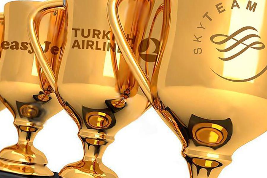 Skyteam recibe el premio Airline Alliance of the Year