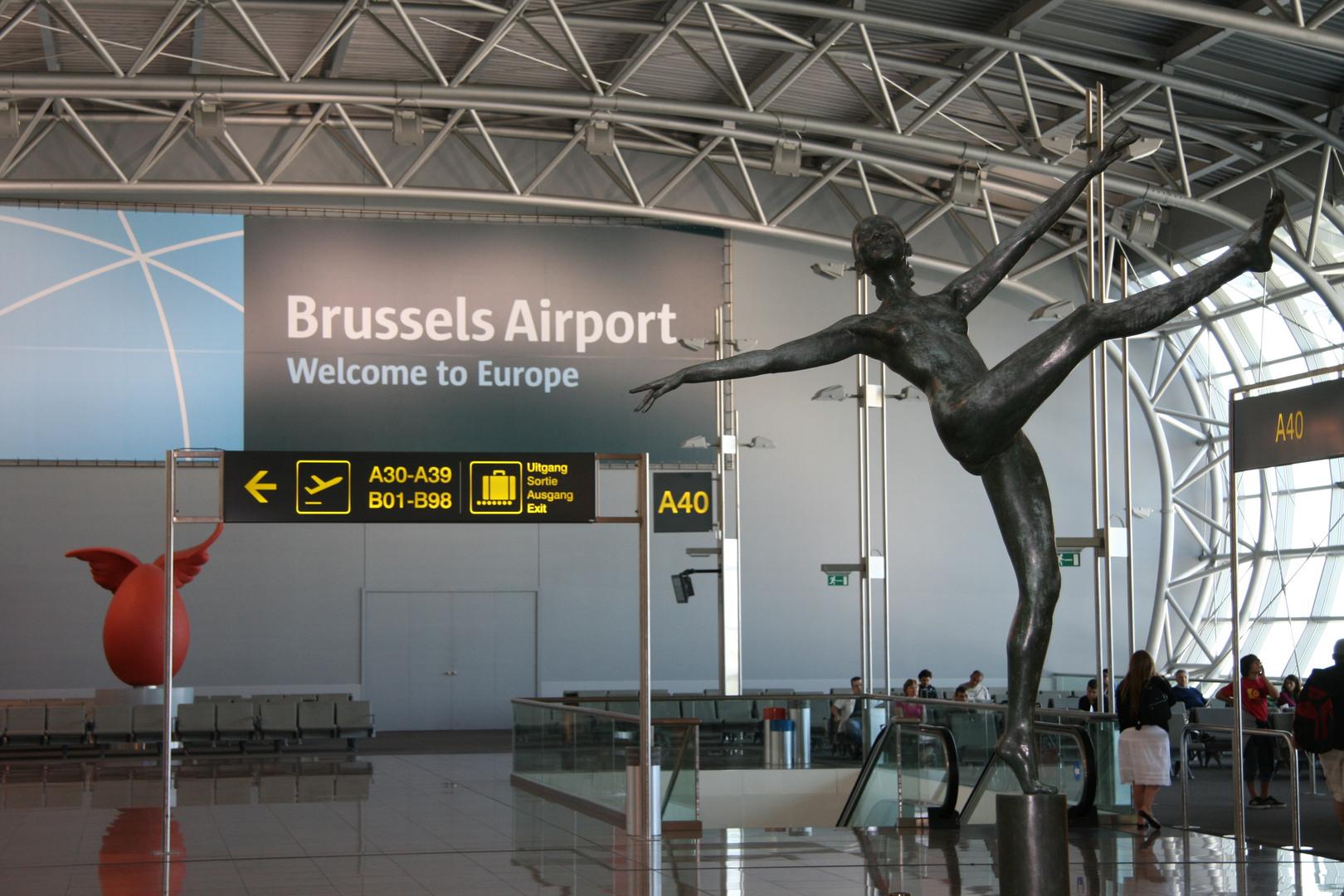 Reanudan operaciones en el Aeropuerto de Bruselas
