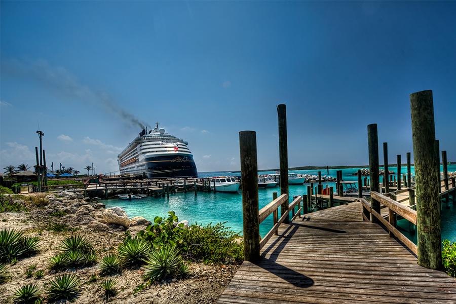 5 líneas de crucero que tienen su propia isla privada.