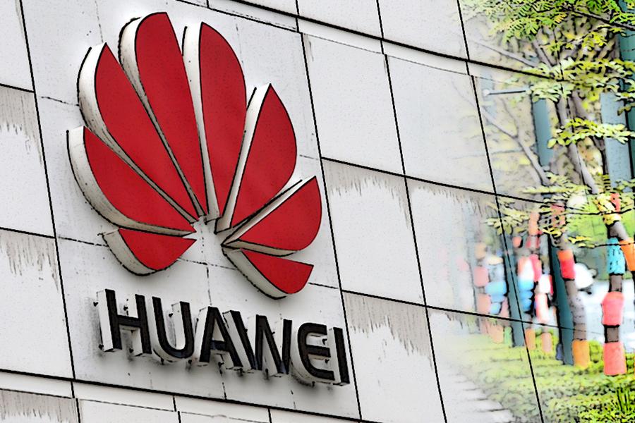 Huawei reporta aumento de ingresos