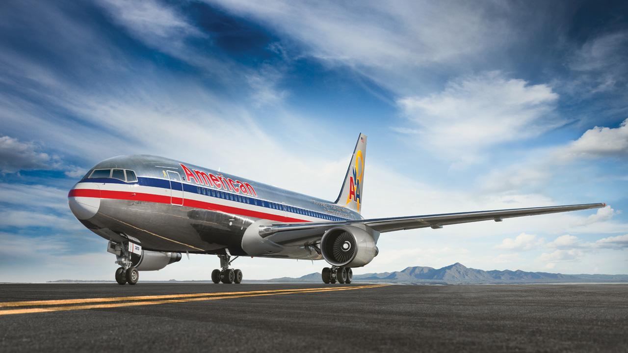 American Airlines cumple 90 años de servicio