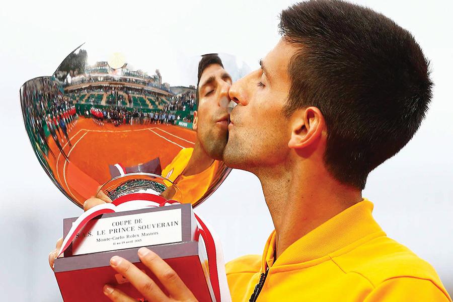 Los mejores tenistas del mundo en el torneo de Montecarlo