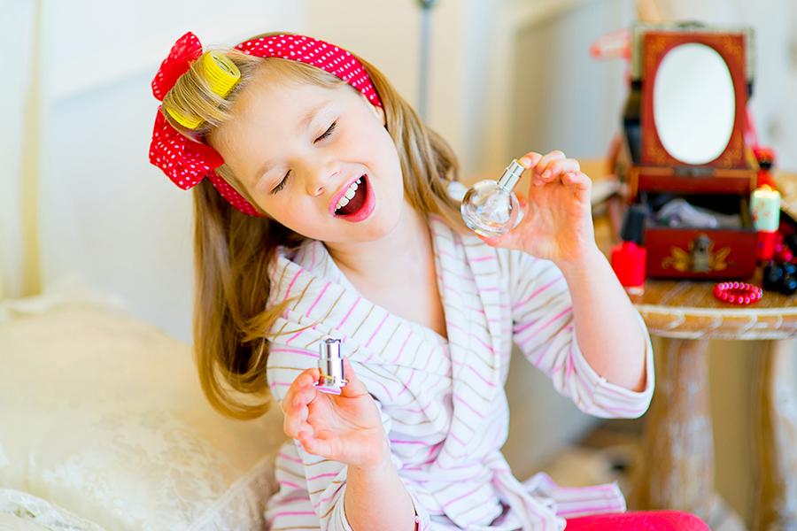 Perfumes para celebrar el día del niño
