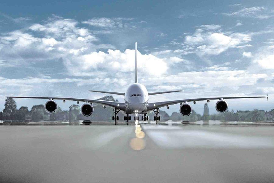A380 un avión para grandes aeropuertos