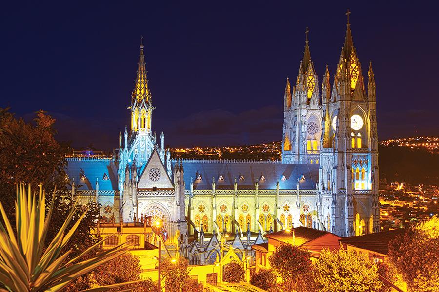 Newlink representará a Quito en México