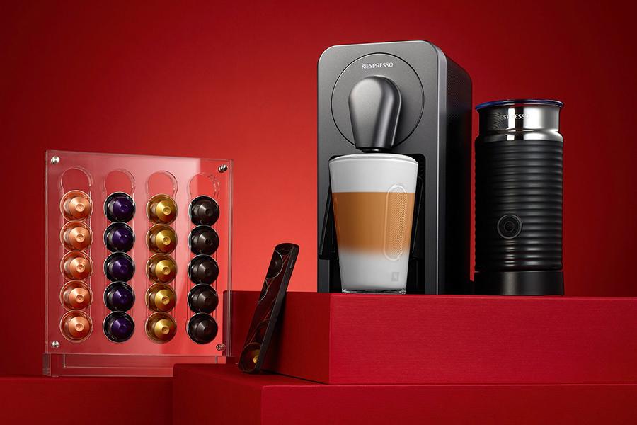 Cafetera inteligente de Nespresso