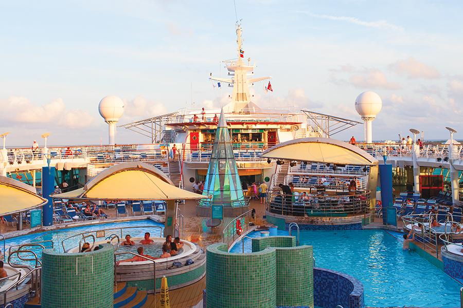jet news guía paar viajar en cruceros