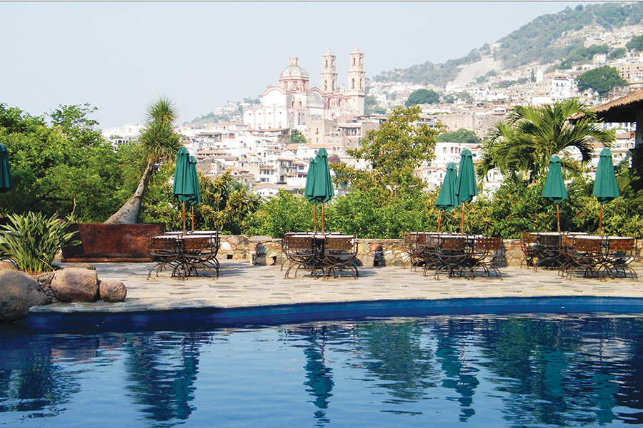 jet news hotel mision taxco