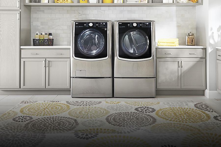 Nueva lavadora LG Twin Wash