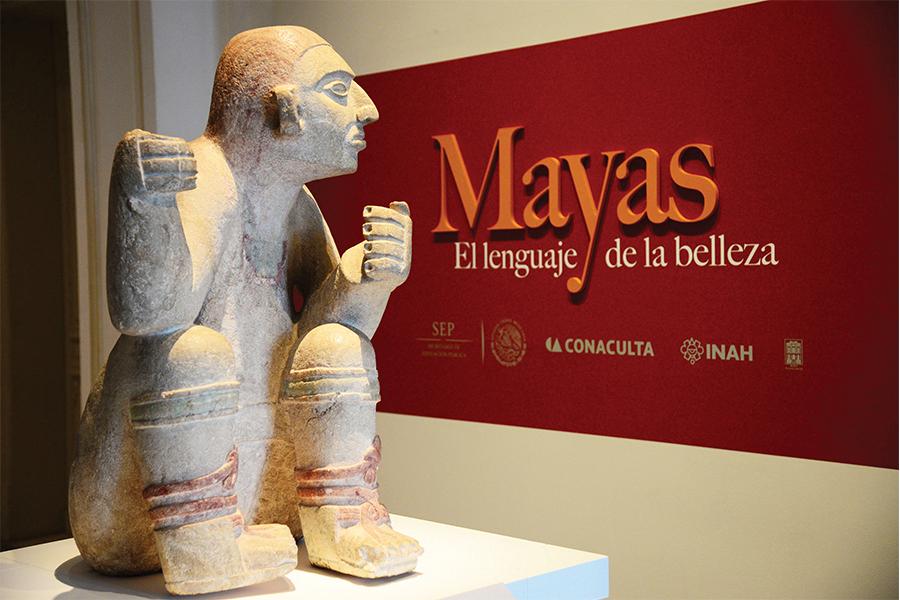 Exposición de piezas mayas en Alemania