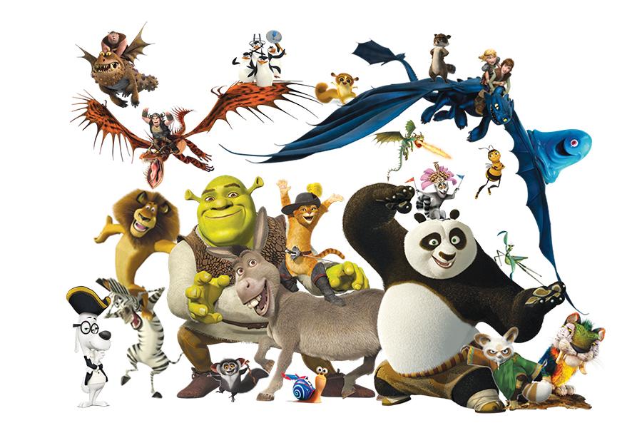 DreamWorks Animation fue adquirido por Comcast