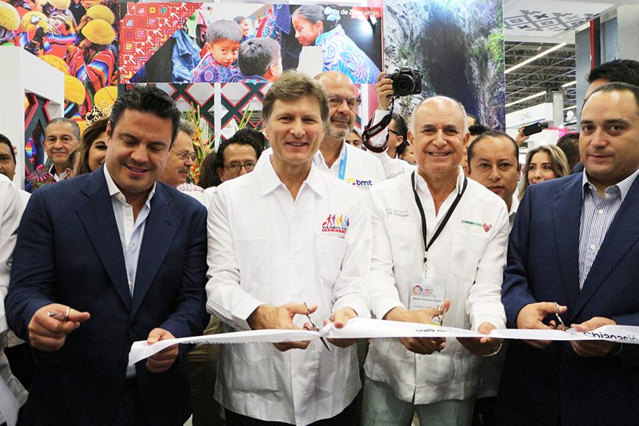 jet news stand de chiapas tianguis turistico guadalajara 2016