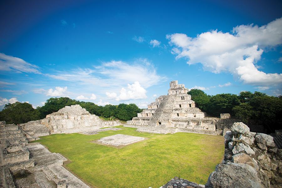Campeche, cuna de la cultura maya