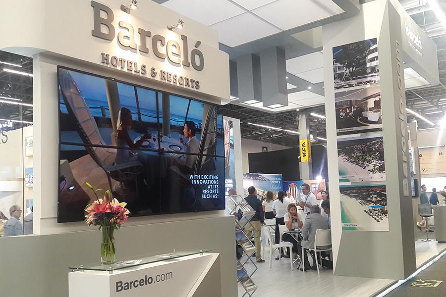 Barceló presenta sus cuatro marcas