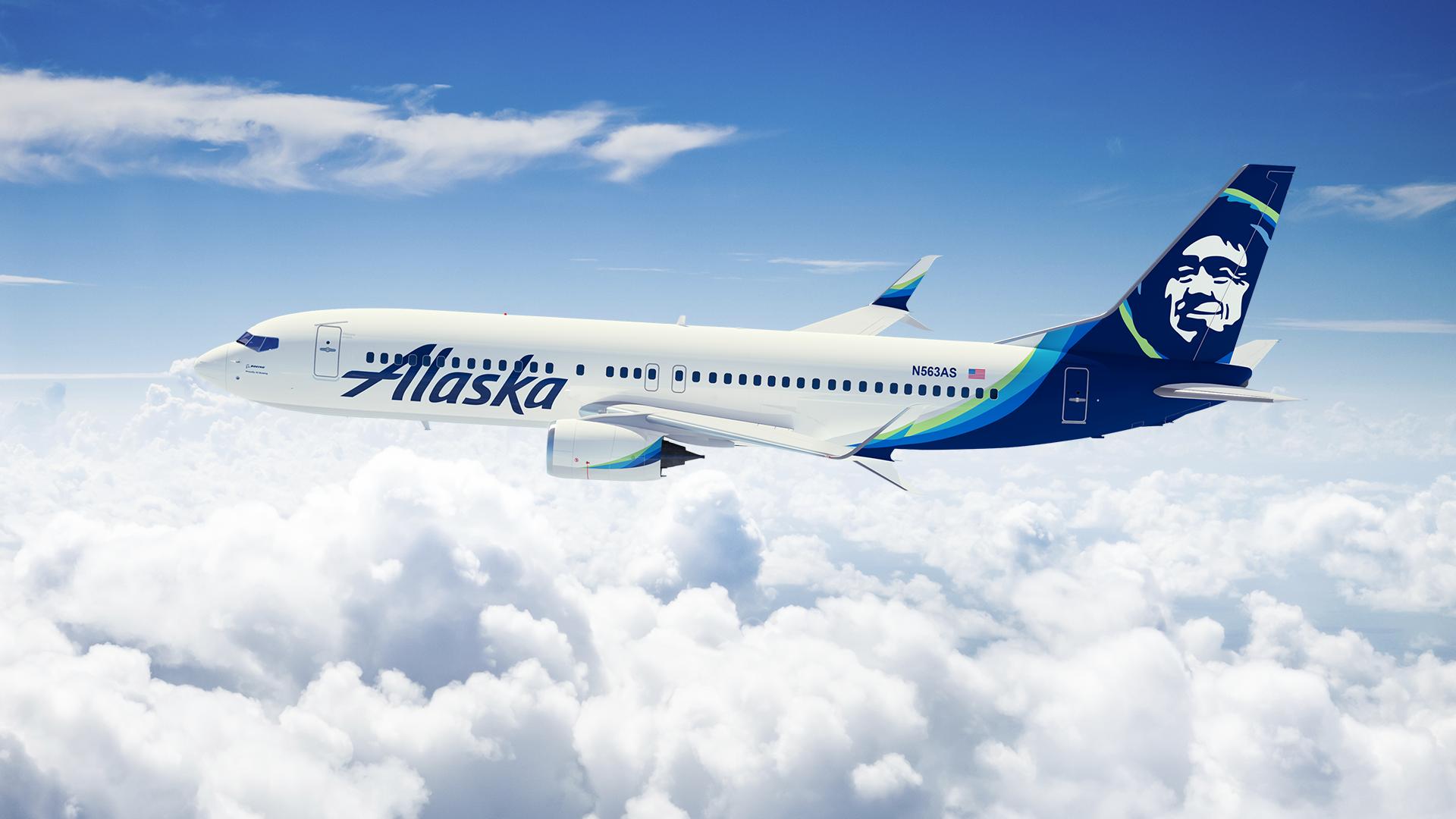 Alaska Airlines opera a favor del medio ambiente