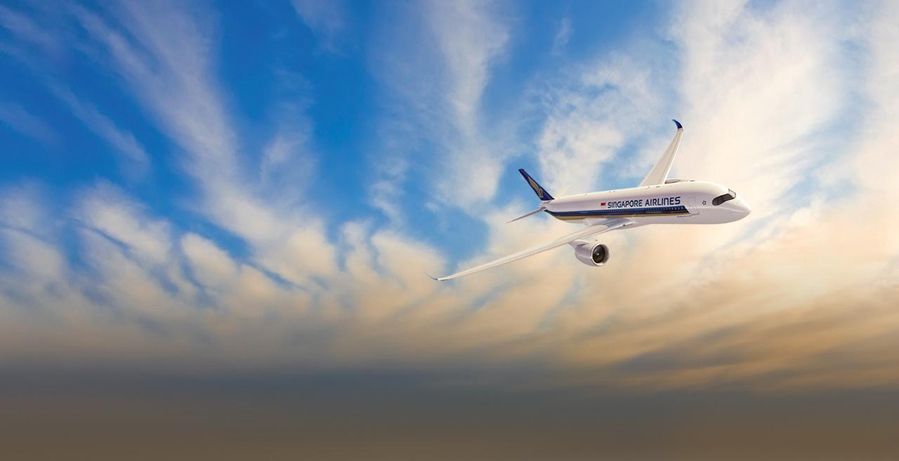 Singapur Airlines adelanta dos años de vuelo más largo