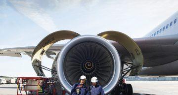 UTC dará mantenimiento al A380