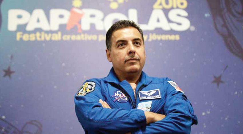 Astronauta Jose Hernandez