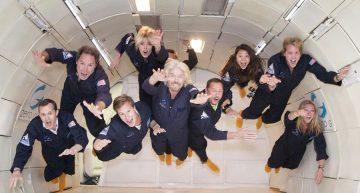 Viajes gravedad cero con Airbus