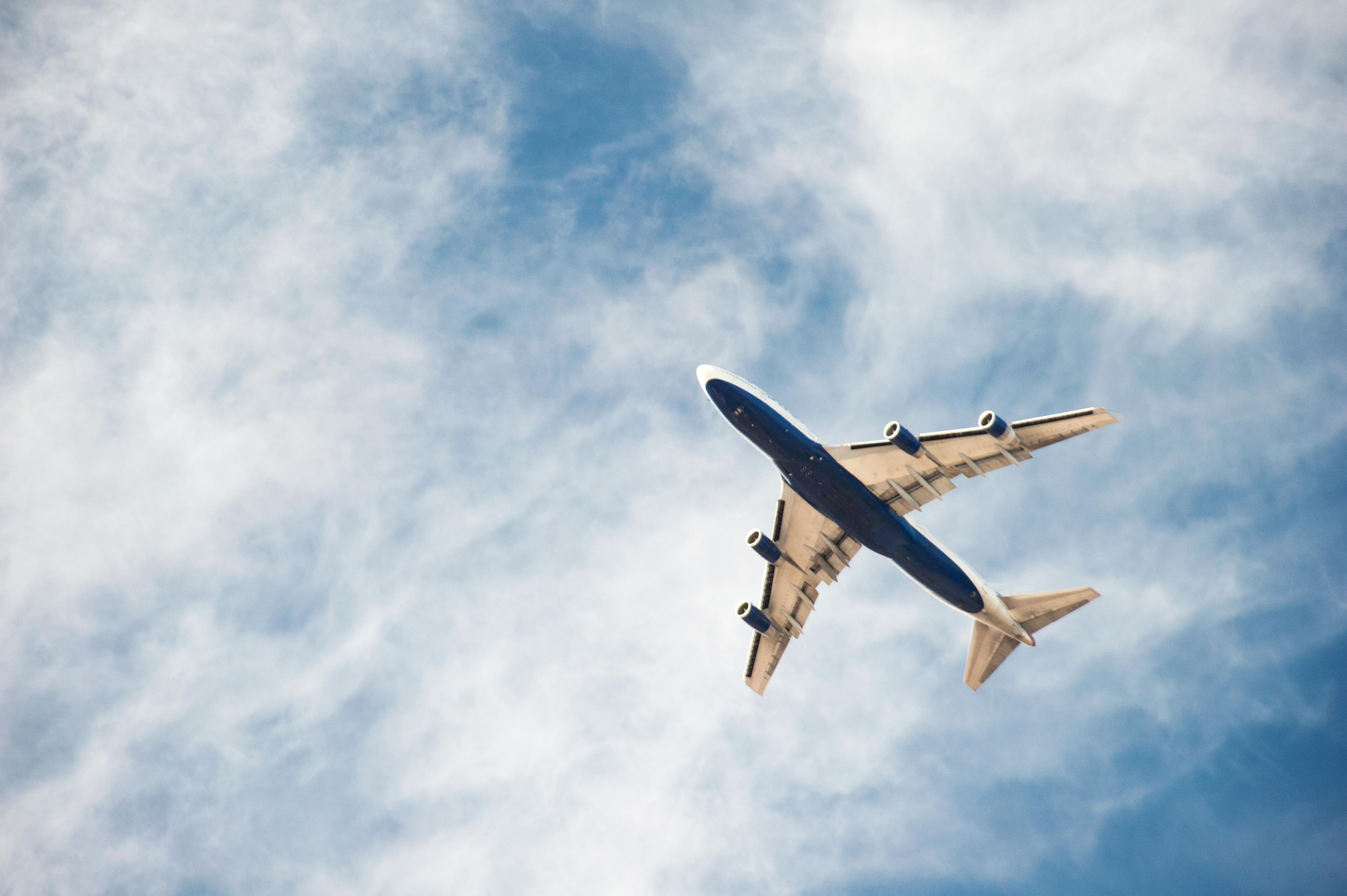 Los vuelos actuales duran más que hace 40 años