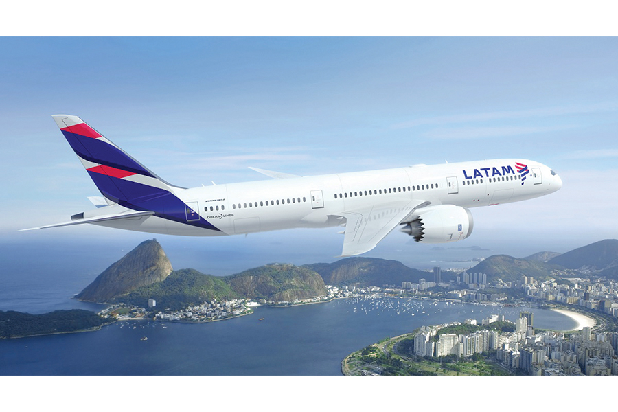 LATAM Airlines estrena marca global
