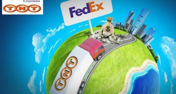 Fedex y TNT fortalecen cobertura de envíos