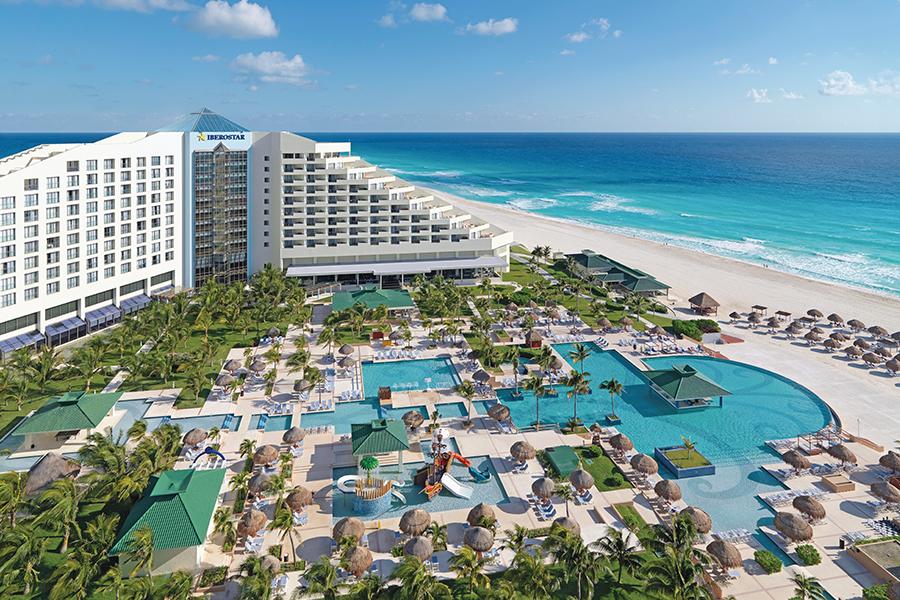 Cancún joya del turismo de convenciones