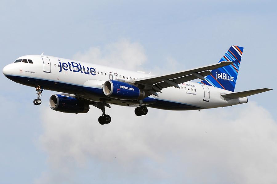 Jet Blue mejor servicio a menor precio