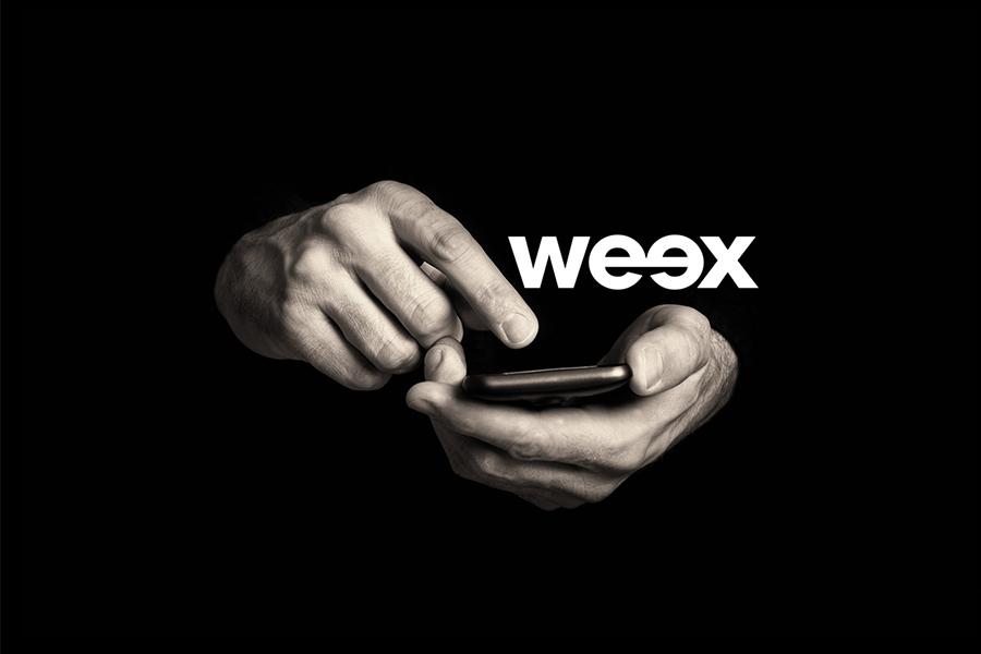 Weex nueva opción de telefonía móvil