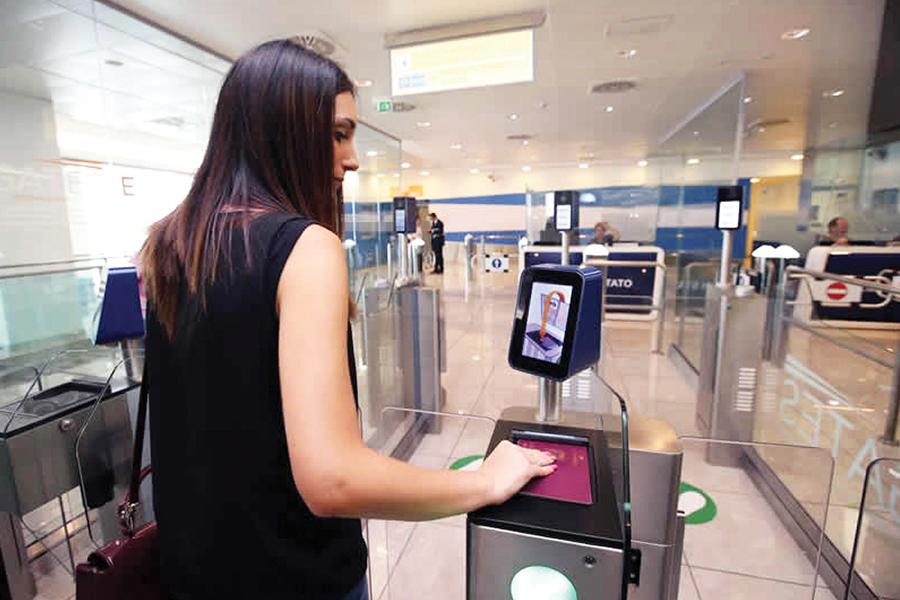 Avanzada tecnología en el Cross Border Express