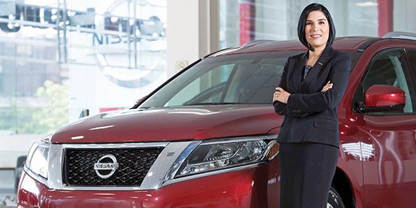 Nueva presidenta de Nissan mexicana