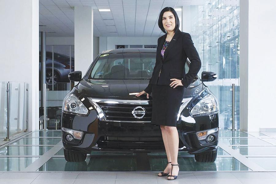 Mayra González nueva presidenta de Nissan mexicana